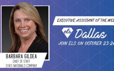 Executive Assistant of the Week: Dallas