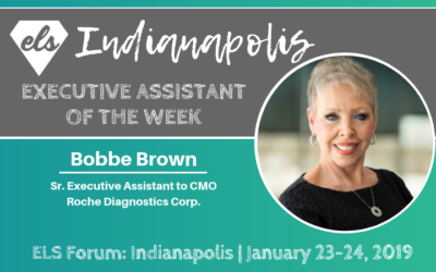 Executive Assistant of the Week: Bobbe Brown