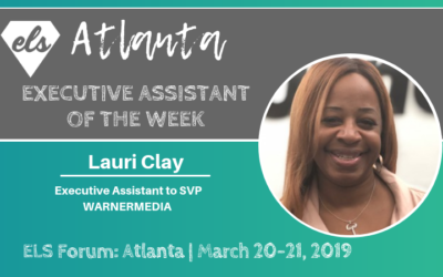 Executive Assistant of the Week: Atlanta