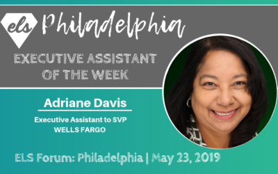 Executive Assistant of the Week: Philadelphia