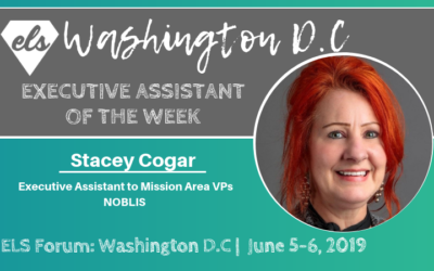 Executive Assistant of the Week: Washington D.C
