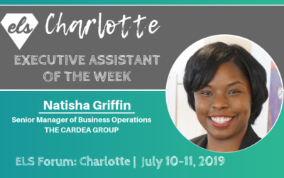 Executive Assistant of the Week: Charlotte