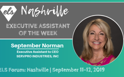 Executive Assistant of the Week: Nashville