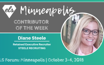 Contributor of the Week: Diane Steele
