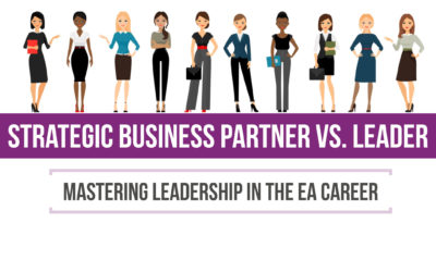 Strategic Business Partner vs. Leader