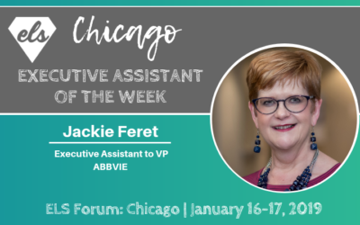 Executive Assistant of the Week: Jackie Feret
