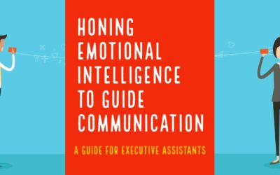 Honing Emotional Intelligence to Guide Communication